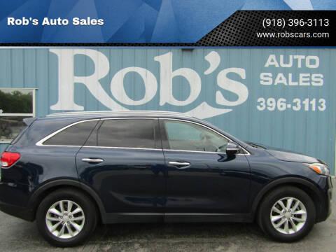 2016 Kia Sorento for sale at Rob's Auto Sales - Robs Auto Sales in Skiatook OK