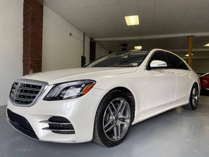 2018 Mercedes-Benz S-Class for sale at Vantage Auto Wholesale in Moonachie NJ