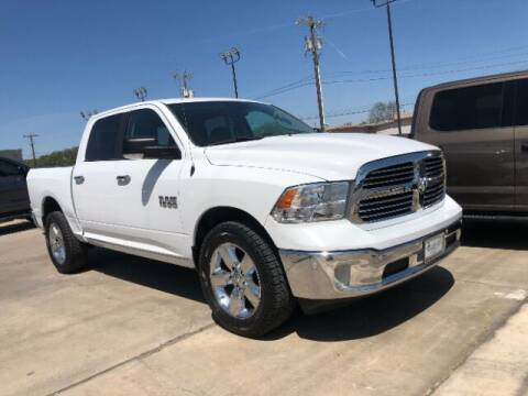 2015 RAM Ram Pickup 1500 for sale at Eurospeed International in San Antonio TX
