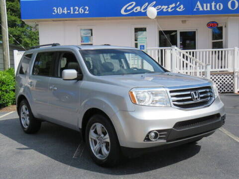 2012 Honda Pilot for sale at Colbert's Auto Outlet in Hickory NC