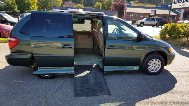 2001 Dodge Grand Caravan for sale at Seattle Auto Deals in Everett WA
