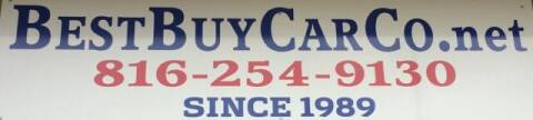 2008 Toyota Camry for sale at Best Buy Car Co in Independence MO