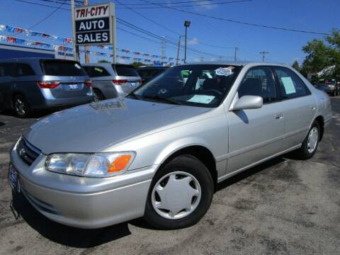2000 Toyota Camry for sale at TRI CITY AUTO SALES LLC in Menasha WI