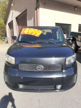 2009 Scion xB for sale at DORSON'S AUTO SALES in Clifford PA