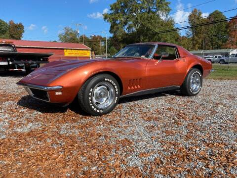 1968 Chevrolet Corvette for sale at F & A Corvette in Colonial Beach VA