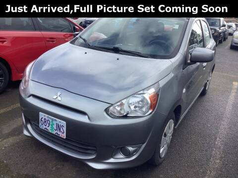 2015 Mitsubishi Mirage for sale at Royal Moore Custom Finance in Hillsboro OR