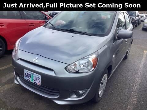 2015 Mitsubishi Mirage for sale at Royal Moore Custom Finance in Hillsboro OR