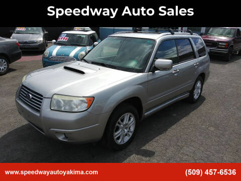 2006 Subaru Forester for sale at Speedway Auto Sales in Yakima WA