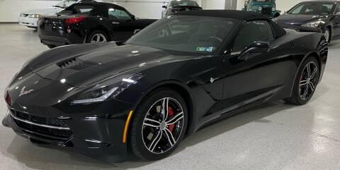 2016 Chevrolet Corvette for sale at Hamilton Automotive in North Huntingdon PA