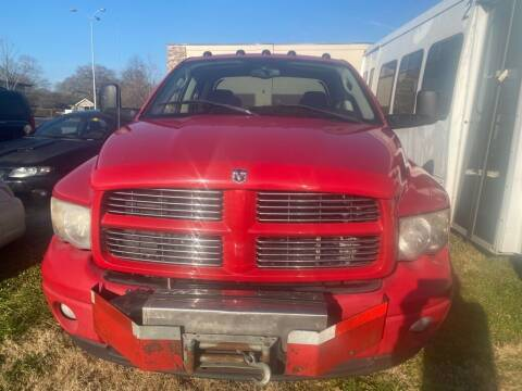 2004 Dodge Ram Pickup 3500 for sale at Z Motors in Chattanooga TN