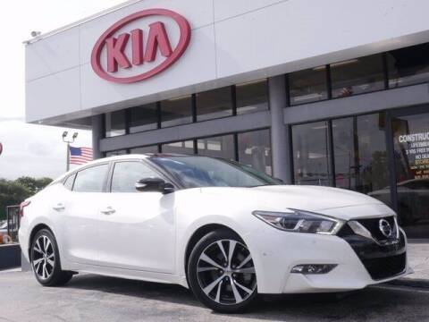 2018 Nissan Maxima for sale at JumboAutoGroup.com in Hollywood FL