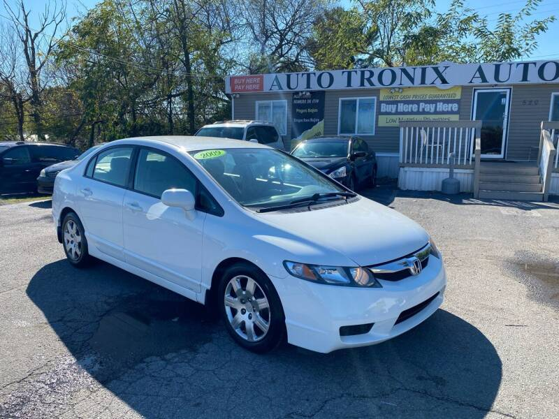 2009 Honda Civic for sale at Auto Tronix in Lexington KY