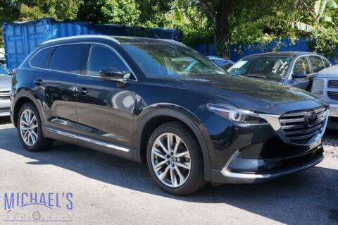 2017 Mazda CX-9 for sale at Michael's Auto Sales Corp in Hollywood FL