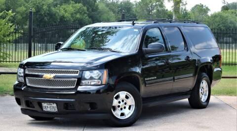 2014 Chevrolet Suburban for sale at Texas Auto Corporation in Houston TX