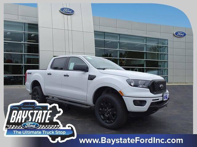 2021 Ford Ranger for sale at Baystate Ford in South Easton MA