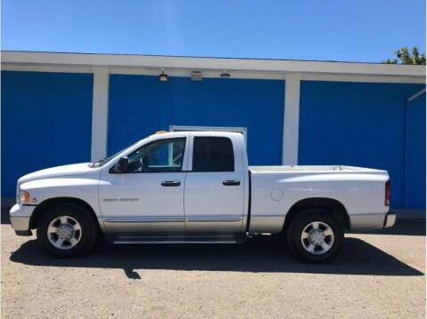 2003 Dodge Ram Pickup 3500 for sale at Khodas Cars in Gilroy CA