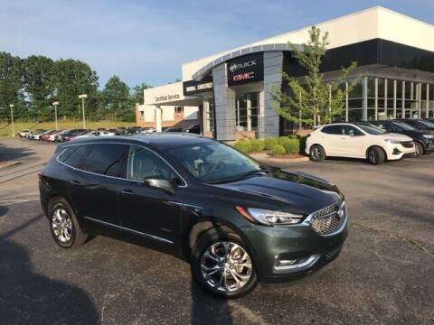 2020 Buick Enclave for sale at Mark Sweeney Buick GMC in Cincinnati OH