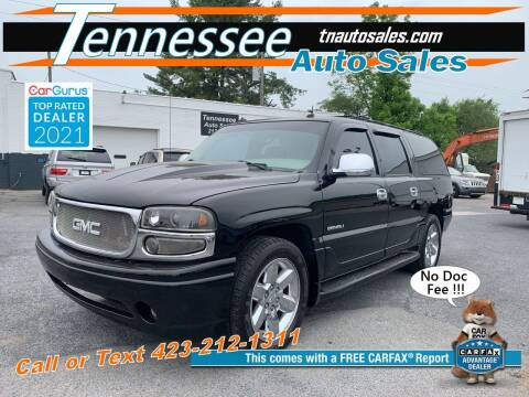 2003 GMC Yukon XL for sale at Tennessee Auto Sales in Elizabethton TN