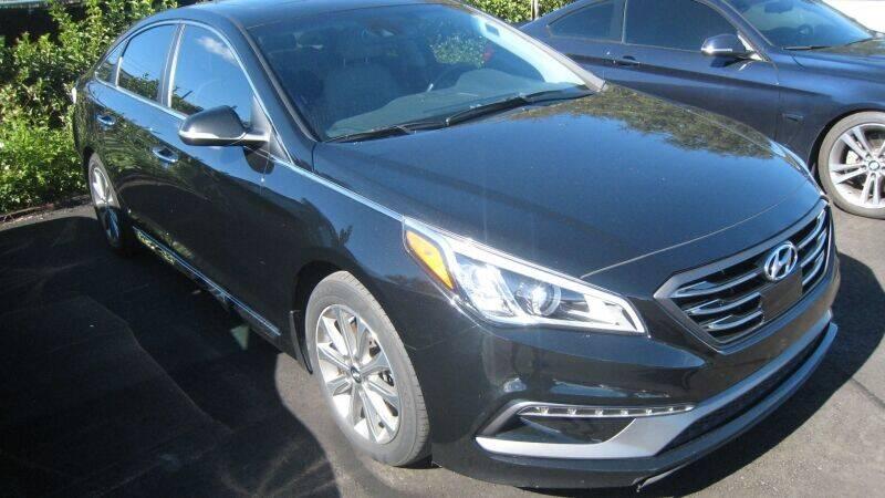 2017 Hyundai Sonata for sale at Empire Automotive Group Inc. in Orlando FL