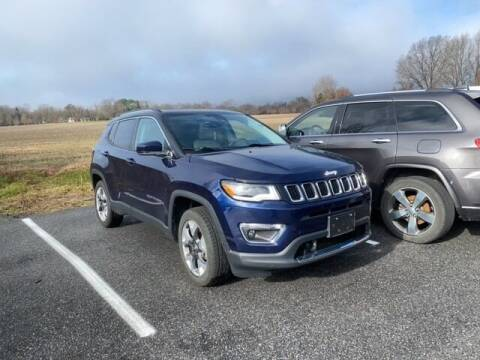 2018 Jeep Compass for sale at FRED FREDERICK CHRYSLER, DODGE, JEEP, RAM, EASTON in Easton MD