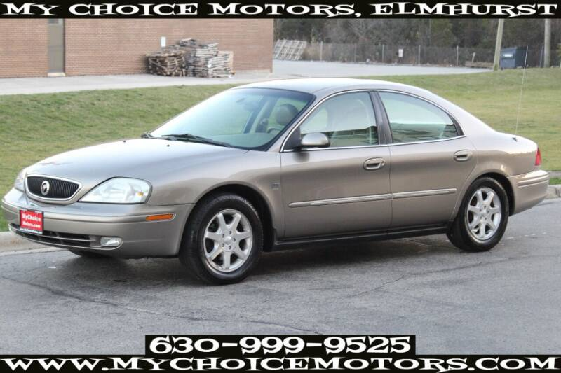 2003 Mercury Sable for sale at Your Choice Autos - My Choice Motors in Elmhurst IL