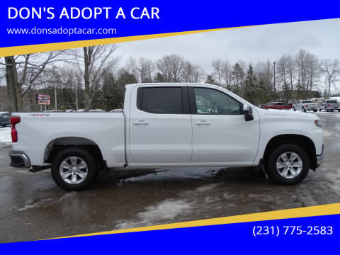 2020 Chevrolet Silverado 1500 for sale at DON'S ADOPT A CAR in Cadillac MI