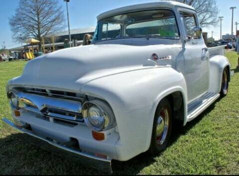 1956 Ford F-100 for sale at Classic Car Deals in Cadillac MI