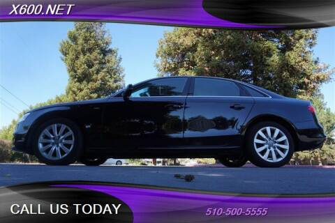 2015 Audi A4 for sale at The Dealer in Fremont CA
