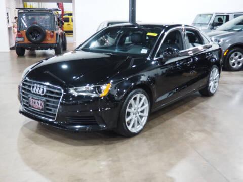 2016 Audi A3 for sale at Montclair Motor Car in Montclair NJ