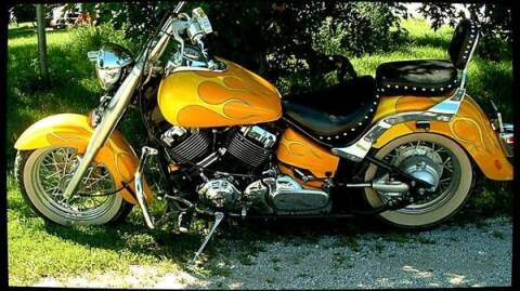 1998 Yamaha 650 XVS for sale at Haggle Me Classics in Hobart IN