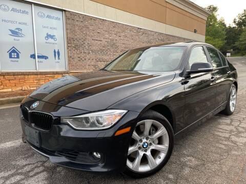 2014 BMW 3 Series for sale at Gwinnett Luxury Motors in Buford GA