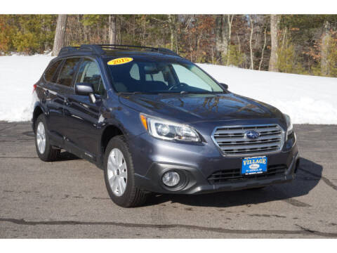 2015 Subaru Outback for sale at VILLAGE MOTORS in South Berwick ME
