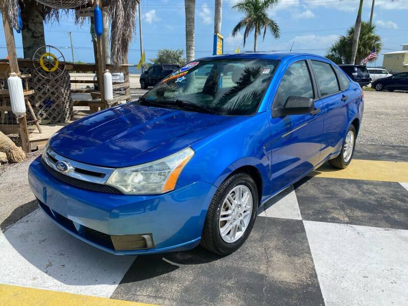 2011 Ford Focus for sale at D&S Auto Sales, Inc in Melbourne FL