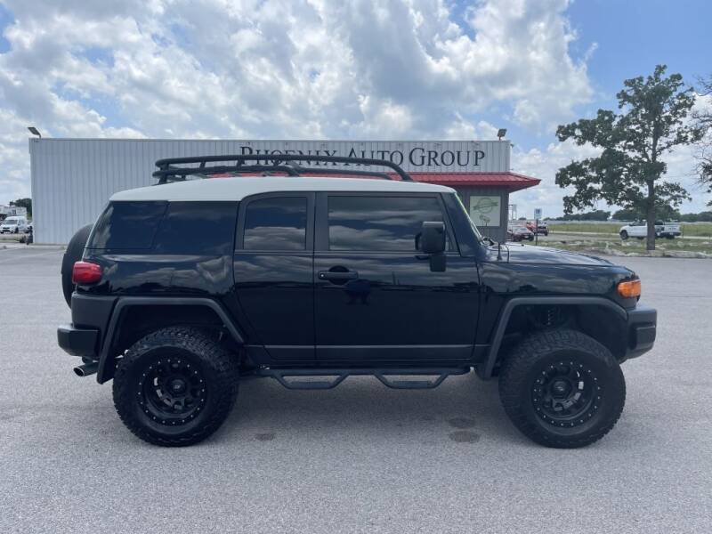 2012 Toyota FJ Cruiser for sale at PHOENIX AUTO GROUP in Belton TX