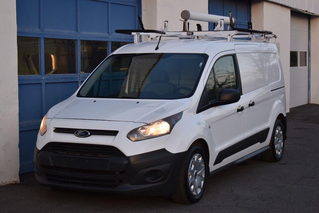 2016 Ford Transit Connect Cargo XL 4dr LWB Cargo Mini Van w/Rear Doors