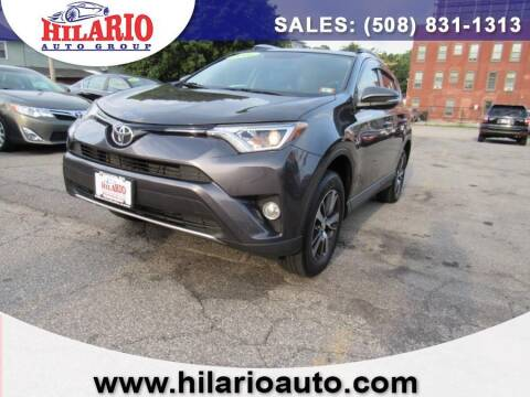 2016 Toyota RAV4 for sale at Hilario's Auto Sales in Worcester MA