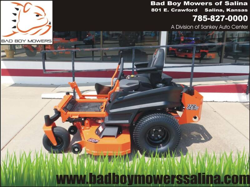 Bad Boy ZT Elite 54  #7278 for sale at Bad Boy Mowers Salina in Salina KS