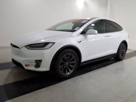 2018 Tesla Model X for sale at DeluxeNJ.com in Linden NJ