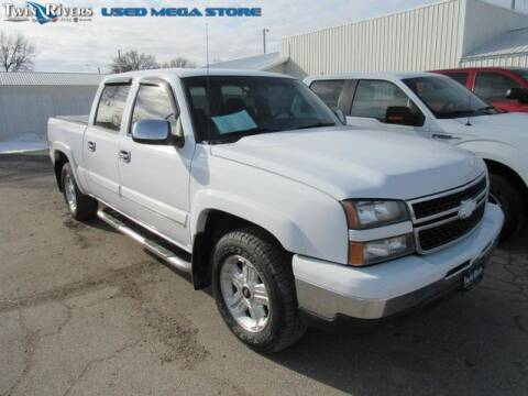 2007 Chevrolet Silverado 1500 Classic for sale at TWIN RIVERS CHRYSLER JEEP DODGE RAM in Beatrice NE
