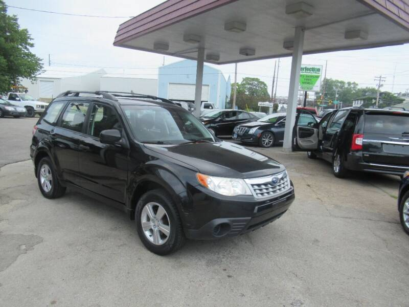 2011 Subaru Forester for sale at Perfection Auto Detailing & Wheels in Bloomington IL