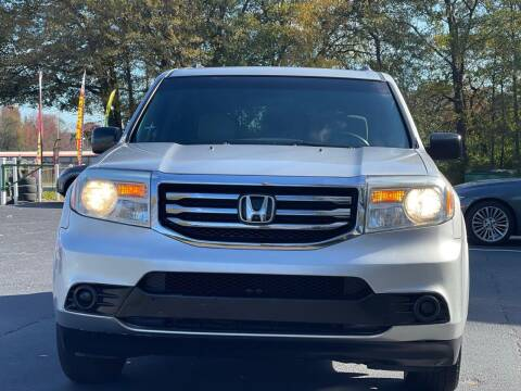 2012 Honda Pilot for sale at BIOS AUTO Used Car Sales in Atlanta GA