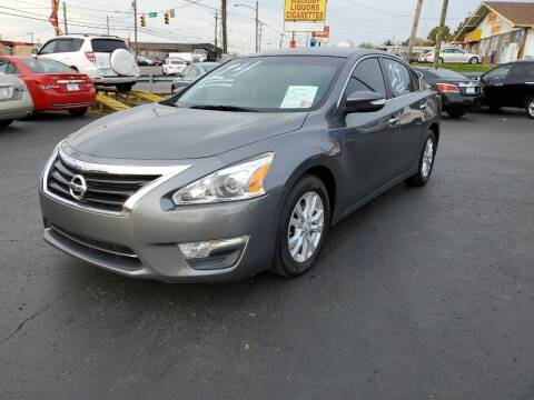 2014 Nissan Altima for sale at Rucker's Auto Sales Inc. in Nashville TN