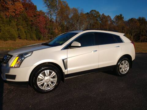 2015 Cadillac SRX for sale at CARS PLUS in Fayetteville TN