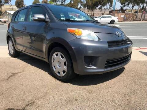 2008 Scion xD for sale at Beyer Enterprise in San Ysidro CA