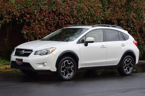2013 Subaru XV Crosstrek for sale at Beaverton Auto Wholesale LLC in Hillsboro OR