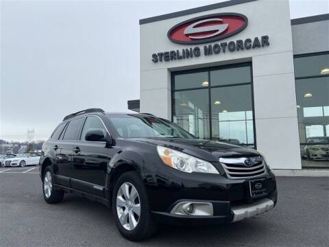2011 Subaru Outback for sale at Sterling Motorcar in Ephrata PA