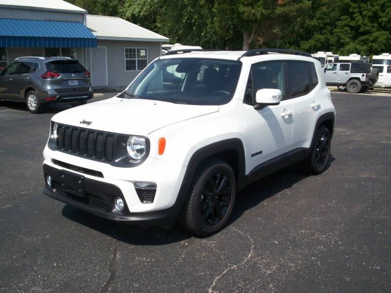 2019 Jeep Renegade for sale at Jones Auto Sales in Poplar Bluff MO