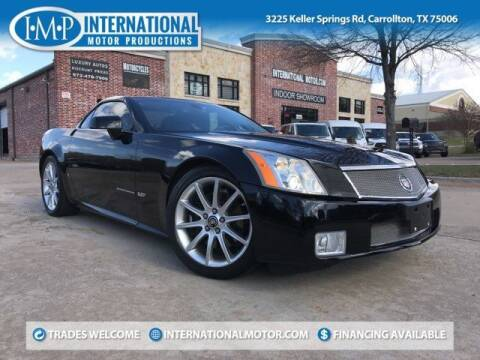 2007 Cadillac XLR-V for sale at International Motor Productions in Carrollton TX