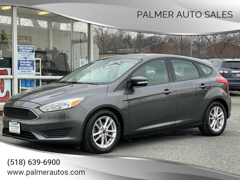 2015 Ford Focus for sale at Palmer Auto Sales in Menands NY