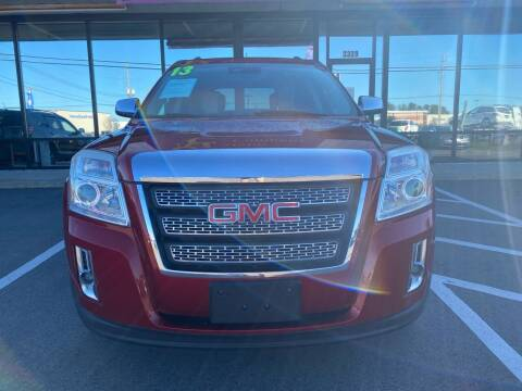 2013 GMC Terrain for sale at DRIVEhereNOW.com in Greenville NC